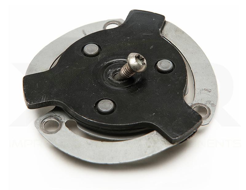 loose bolt vag air conditioning compressor pump unwound