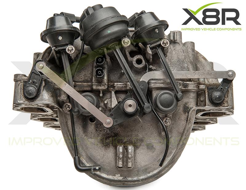 Mercedes v6 m272 v8 m273 intake inlet manifold flap flaps for Mercedes benz m272 engine