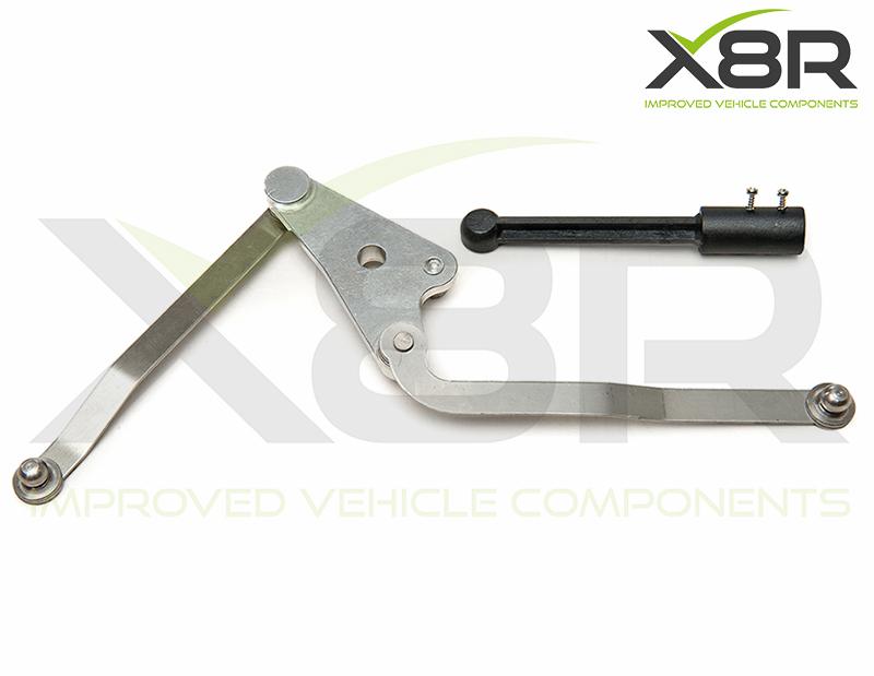mercedes benz intake manifold lever repair kit c e gl glk