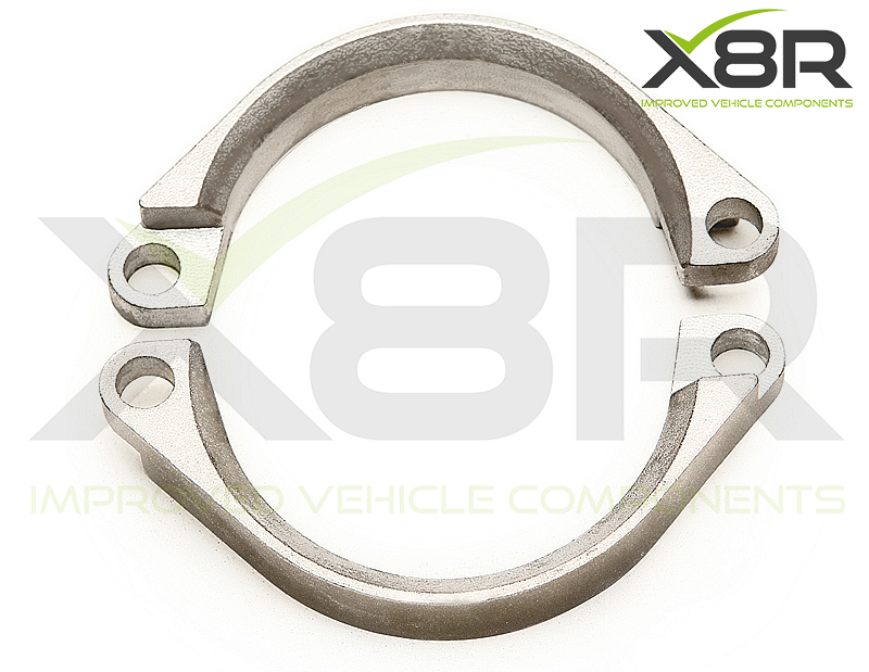 Bmw e m rusted exhaust flange flanges brackets repair