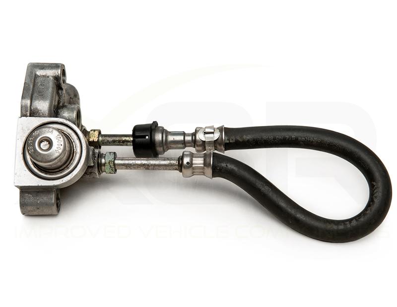 td5 fuel pressure regulator block rebuild fuel leak. Black Bedroom Furniture Sets. Home Design Ideas