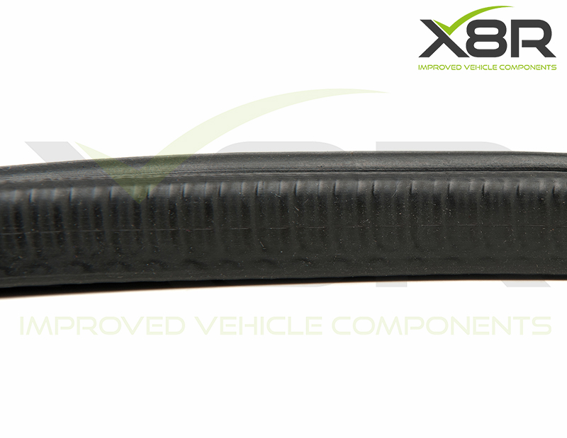 black rubber flexible sealing strip