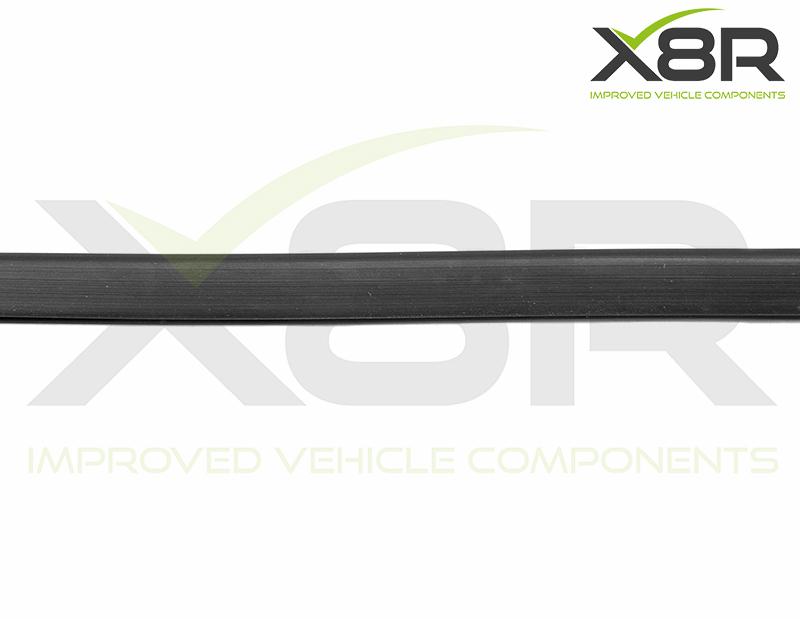 black rubber flexible sealing strip
