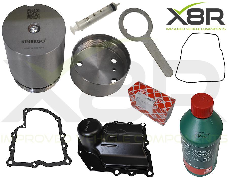 complete repair kit dsg mechatronic accumulator