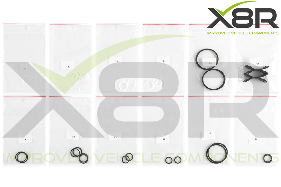 abc valve replacement oring seal kit