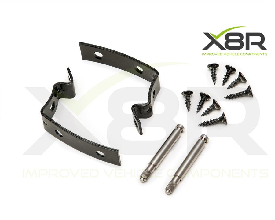 Audi A4 glove box bracket replacement kit