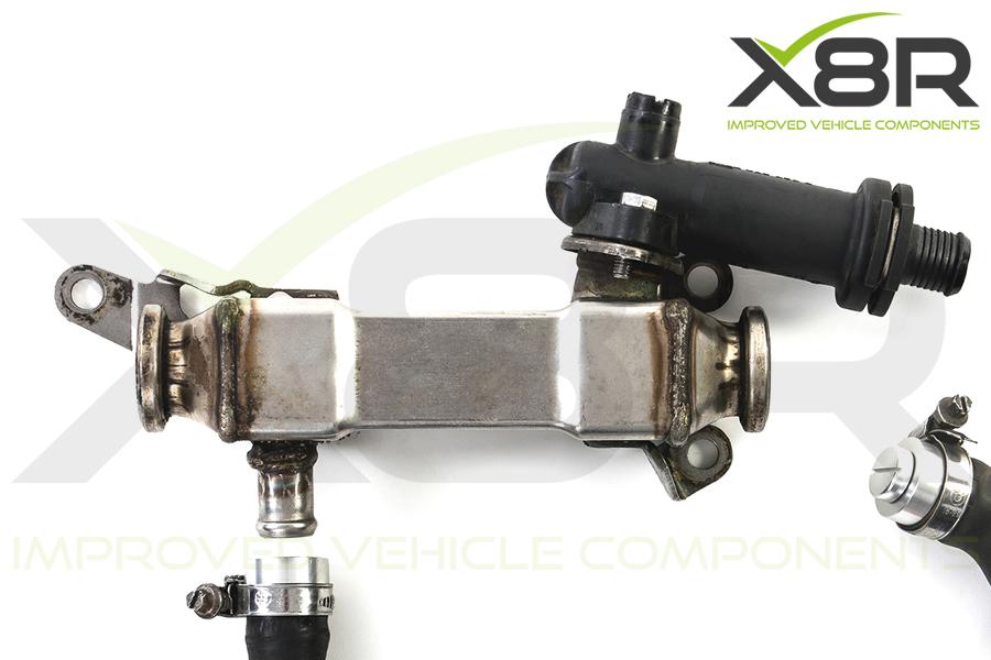 Shudder Valve EGR Cooler Delete Blanking Kit For BMW 5 7 Series E60