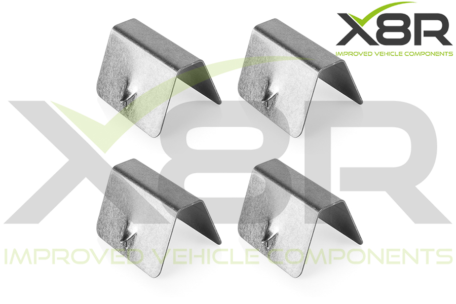 4x/6x/8x/12x clips for wind deflectors