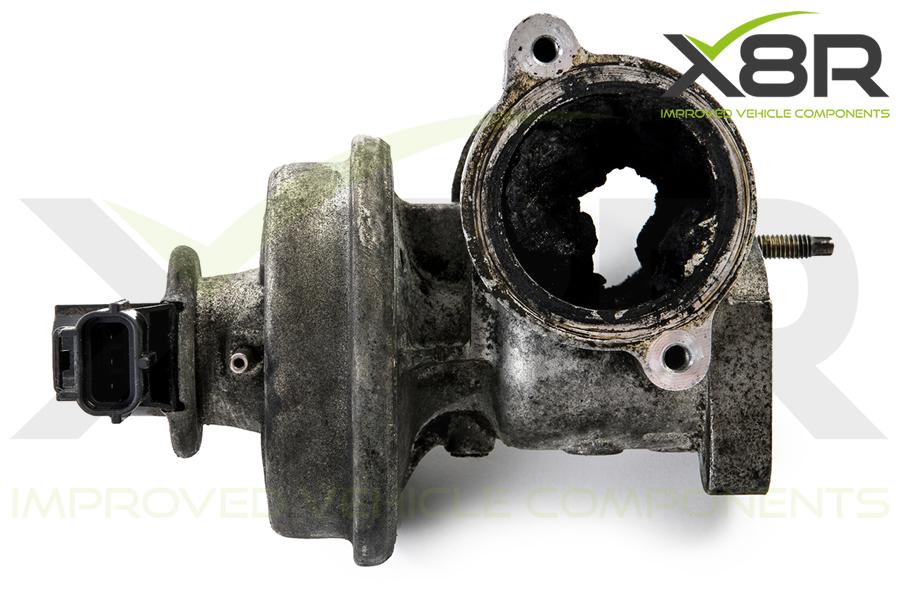 clogged egr valve